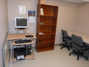 22-Local d'ordinateur et d'étude